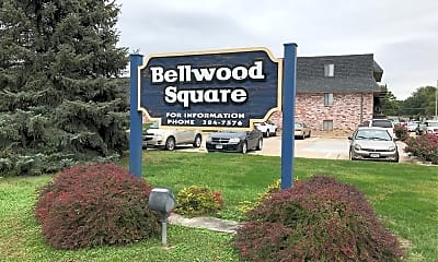 Bellwood Square Apartments, 1