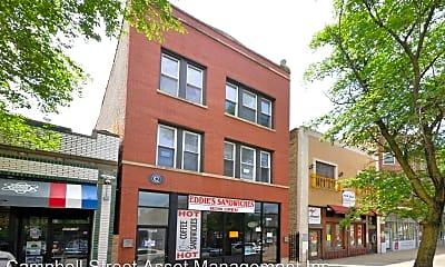 Building, 2721 W Division St, 1