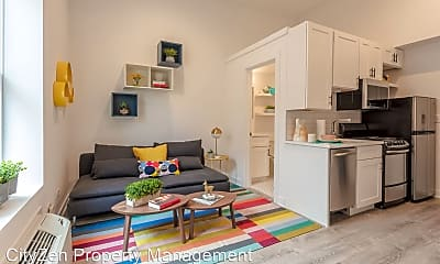 Living Room, 851 W Montrose Ave, 1