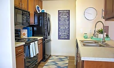 Kitchen, Copperwood, 1
