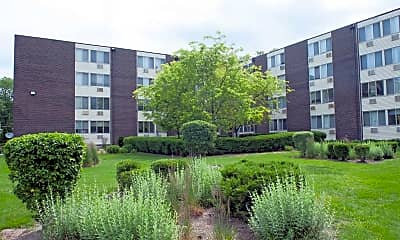 Landscaping, Marquette Apartments, 0