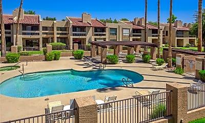 Pool, 8651 E Royal Palm Rd 235, 2