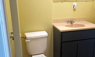 Bathroom, 6890 Paramount Blvd, 2