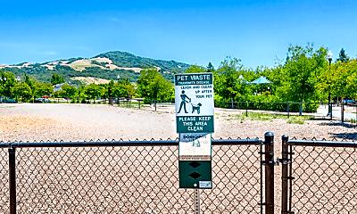 Community Signage, Harvest Park, 2