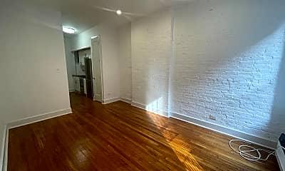 Living Room, 448 E 78th St 2-C, 1