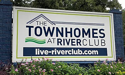 Townhomes At River Club, 1