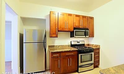 Kitchen, 1456 Jones St, 0