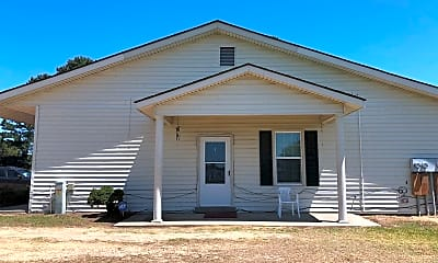 Building, 4921 Fairground Rd, 0