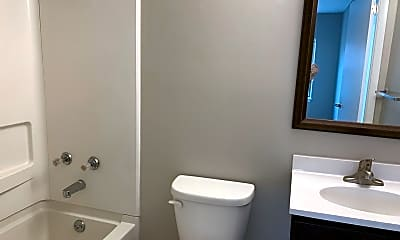 Bathroom, 200 S Court St, 2