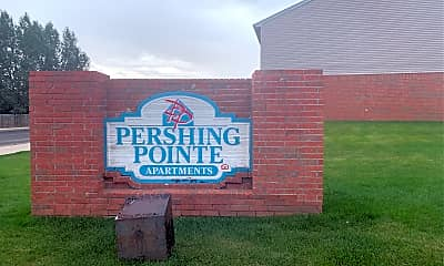 Pershing Pointe Townhomes, 1