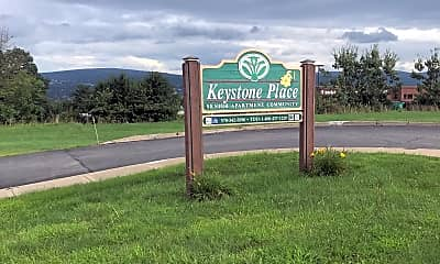 Keystone Place, 1