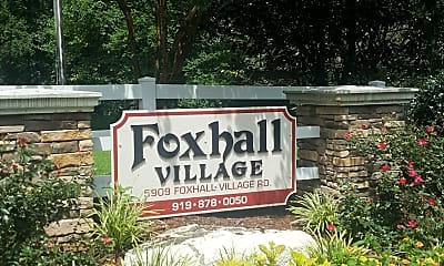 Foxhall Village, 1