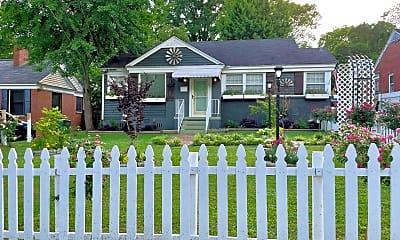 Patio / Deck, 110 Oak Forest Dr, 1