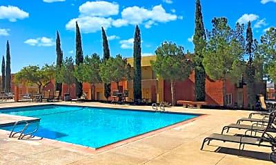 Pool, Colores del Sol, 0