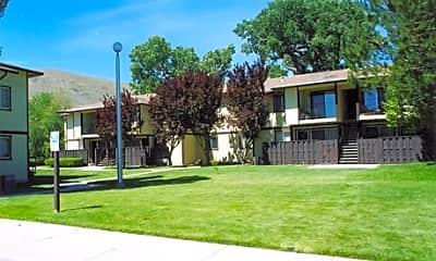 Building, Griffin House Apartments, 0