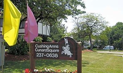 Cushing Arms, 1