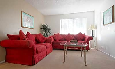 Living Room, Cottonwood Creek, 1