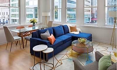 Living Room, 100 N 17th St, 0