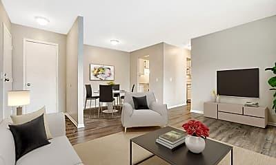 Living Room, 1091 Pennington, 0