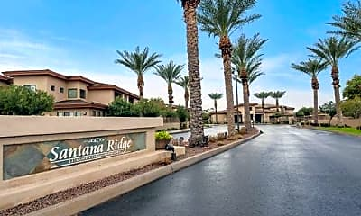 Community Signage, Santana Ridge Luxury Rentals, 2