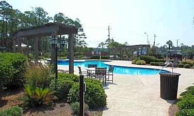 Pool, Rain Residential Rental Office, 1