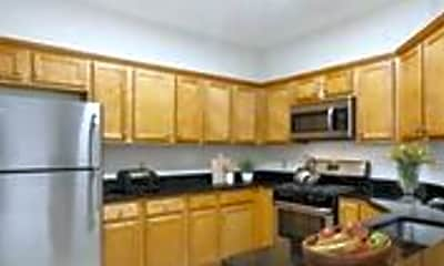 Kitchen, Mill Pond at Franklin Lakes, 2