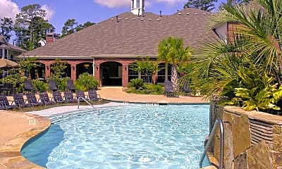 Pool, The Lakes at Westview, 1