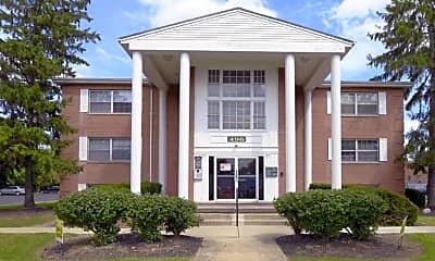 Building, Alexander Hamilton Apartments, 0