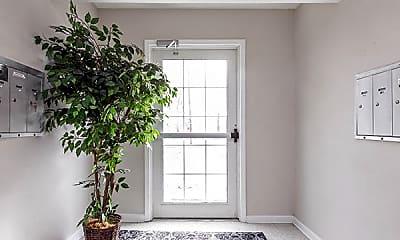 Foyer, Entryway, Garfield Park Apartment Homes, 1
