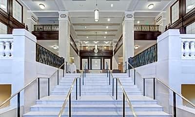 Foyer, Entryway, Residences at the John Marshall, 0