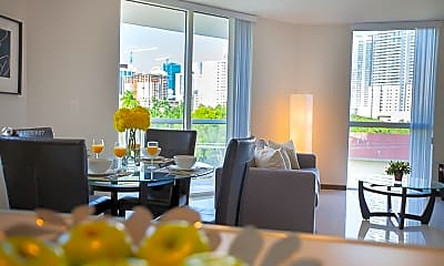 Dining Room, 1701 SW 2nd Ave 801, 2