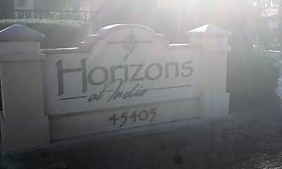 Horizons at Indio, 1