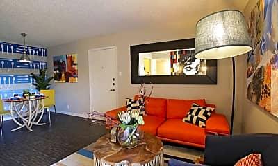 Living Room, Vivid, 1