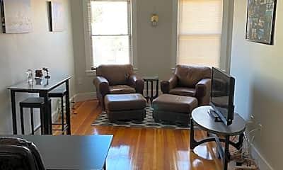Living Room, 17 Seaverns Ave, 1