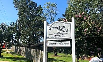 Community Signage, 803 Grentton Pl, 2