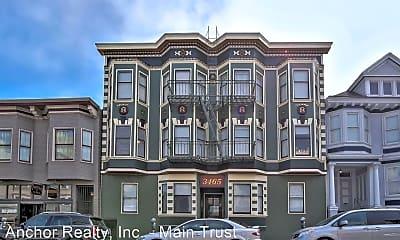Building, 3465 Sacramento St, 0