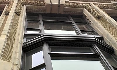 Building, JR Barrington Building, 1