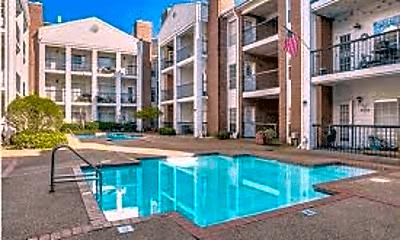 Pool, Capstone Condos 211 708 11th Street, 0