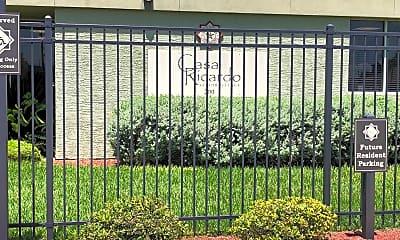 Casa Ricardo, 1