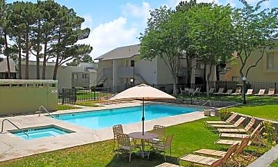 Pool, Caprock Apartment Homes, 0