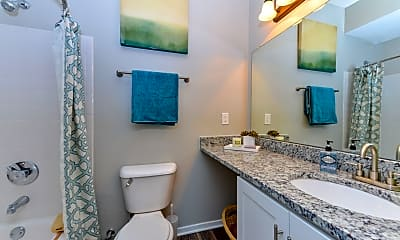 Bathroom, The Madison At Schilling Farms, 0