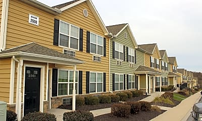 Building, The Edge At Kutztown - Student Housing, 2
