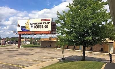 Community Signage, 3575 E Washington Ave, 2