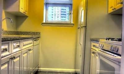Kitchen, 325 W 43rd St, 1