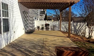 Patio / Deck, 10516 Meadow Crossing Lane, 2