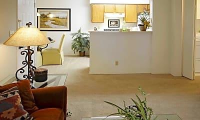 Living Room, La Mirage, 1