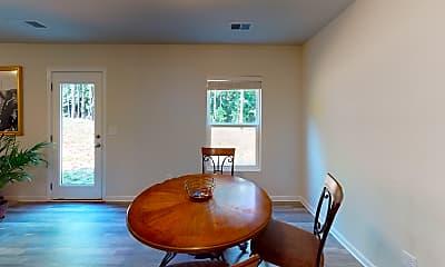 Dining Room, 318 Cedar Ridge, 2