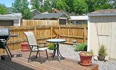 Patio / Deck, 3321 W 27th Ave, 2