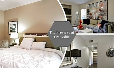 Bedroom, The Preserve at Creekside, 0