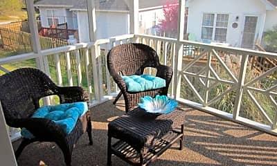 Patio / Deck, 1441 Golf Terrace Blvd, 0